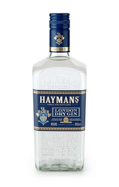 London Dry Gin 8.5/10 Crowd pleaser