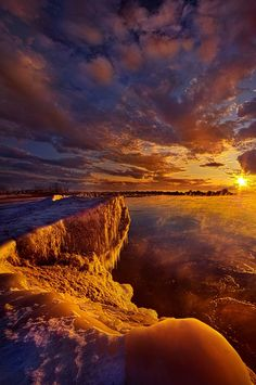 At World's End - Wisconsin Horizons By Phil Koch. http://phil-koch.artistwebsites.com
