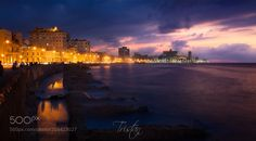 El Malecon - Cuba by tristan29photography