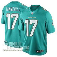 Camisetas Nfl Baratas Tannehill Miami Dolphins  17 Verde €32.9 Camiseta Nfl 1b71f053e00