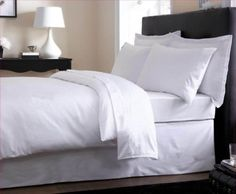 £39.  EGYPTIAN-COTTON-800-THREAD-COUNT-12-DEEP-FITTED-SHEET-WHITE-ALL-UK-SIZES