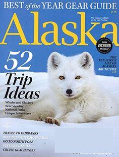 Alaska - Save on magazine subscription! #MagazineSubscription #Alaska