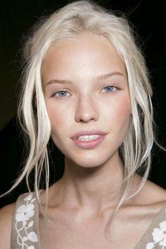 Sasha Luss, model