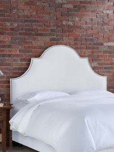High Arched Headboard By Platinum Collection By SF Designs At Gilt