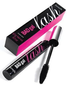 Benefit: Bad Gal Lash mascara. So good!!!