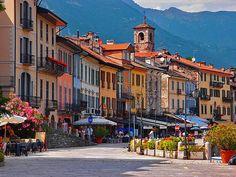 Cannobio Lago Maggiore Italië