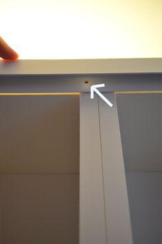 DIY Schiebetüren selber machen IKEA Hack Billy (14)