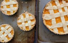 crostata di mango - from @Lora