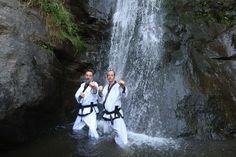 Black Belt in Carinthia. Carinthia, Taekwondo, Black Belt, Waterfall, Outdoor, Outdoors, Waterfalls, Outdoor Games, The Great Outdoors