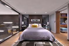 Simple and stylish décor collection of bedroom 2015