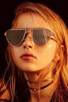 """Aviator style Irresistor Biker is the compine word of prefix """"IR"""" and resist which means irresistable creation. Irresistor is the innovative leading brand which realizes the futuristic green technology that breaks the conventional ideas and forms of eyewear. Sunglasses Irresistor Biker #sunglasses2017 https://lenshop.eu/manufacturers/13406-irresistor/sunglasses"""