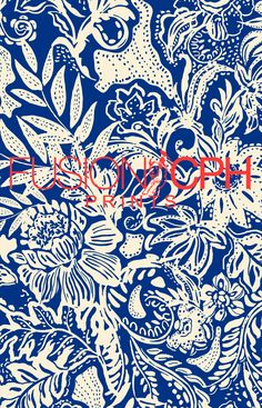 Tropical print.. from Fusion CPH print design studio from Copenhagen. We design all kind of prints for fashion and interior textiles. See some of our unique prints at Instagram: fusioncph or at www.fusioncph.com Textile Prints, Textile Design, Floral Prints, Textiles, Mixed Prints, Surface Design, Fashion Styles, Copenhagen, Color Combos