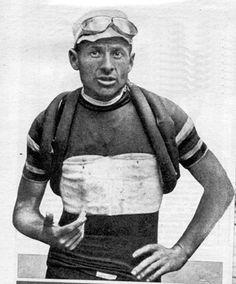 Alfredo Binda, the greatest rider of his time.