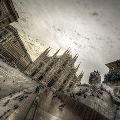 Milan, Italy Immortal ad Vitam (by High Dynamic Ranger)