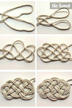 Cream-rope-necklace