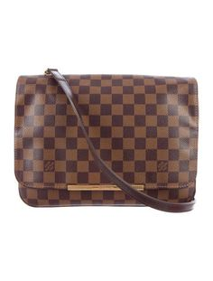 GROSSSSSSS,,,,,,,,,SO UGLY..Louis Vuitton Damier Hoxton GM