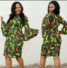 Simple, classy&chic #ankarafashion#ankaraisheretostay#slayafrican#ankarastyles#dress#print