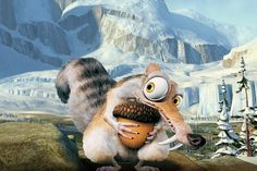 Ice Age.  Oh Yes !