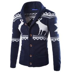2017 Fashion Autumn Mens Sweaters Male V Neck Winter Cardigan Men Knitwear Sweater Slim. Gender: MenThickness: StandardStyle: CasualClosure Type: Single BreastedPattern Type: AnimalHooded: NoSleeve Style: RegularMaterial: Polyester,CottonWool: Coarse WoolSleeve Length(cm): FullDecoration: PatternBrand Name: TUNEVUSECollar: Turn-down CollarModel Number: 16M77Item Type: CardiganTechnics: Computer KnittedItem Type: Cardiganssweater men,men sweate: mens sweaters,mens sweaterscardigan homme,pull…