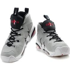 the best attitude 795eb 77b48 Charles Barkley Shoes Nike Air Max CB34 Gray Black