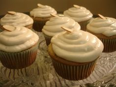 Other Nut Butter Cupcakes by Cupcake Project Pinterest Explorers on ...