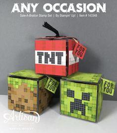 Stampin' Up! Artisan Design Team Blog Hop: Sale-A-Bration