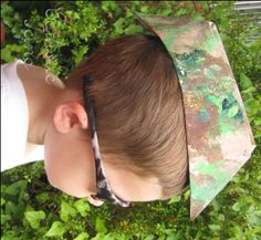 camouflage hat craft (In the Lords army)