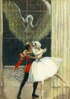 1962 1st Ed 'The Royal Book of Ballet' Illustrated, 1st Printing - Swan Lake, Giselle, Sleeping Beauty, The Nutcracker..
