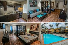 The Marquee Apartments in North Hollywood CA