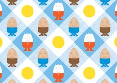 Surface Pattern Design LOVE