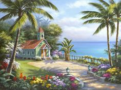 Island Chapel by Sung Kim 40346