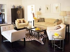 Eclectic Living-rooms from Kristi Nelson on HGTV