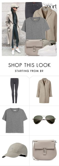 """2223. Blogger Style: We Wore What"" by chocolatepumma ❤ liked on Polyvore featuring moda, Oris, 7 For All Mankind, Topshop, Madewell, Outdoor Research, Chloé e Eytys"
