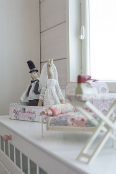 Girl's room. Honka Harmonia. Finland, Building A House, Toddler Bed, Modern, Room, Furniture, Home Decor, Child Bed, Bedroom