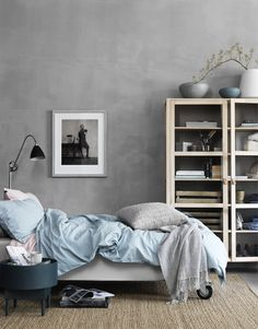 bedroom styling by Pella Hedeby