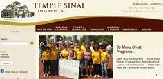 Temple Sinai - Oakland, CA