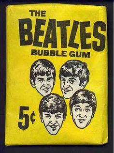 Beatles gum