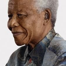 Nelson Mandela  one of the most Inspiring people out there.