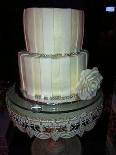 Moon Palace wedding cake