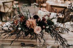 The Importance of Wedding Centerpieces to Your Wedding Reception Planning - Vera's Wedding Help Edgy Wedding, Floral Wedding, Wedding Colors, Wedding Flowers, Wedding Stuff, Wedding Ideas, Dream Wedding, Wedding Fayre, Nautical Wedding