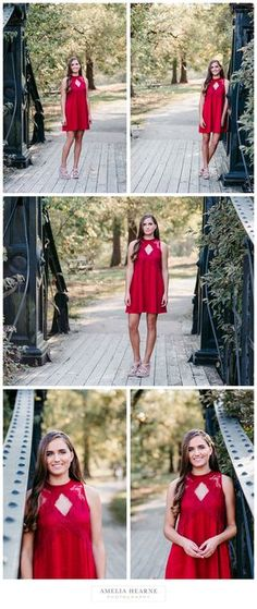Danielle wanted her senior photos to be reflective of her style: simple and laid back. Read more about how we accomplished this and see more photos from Danielle's session on the blog! St. Louis Senior Photographer. Senior photo inspiration.