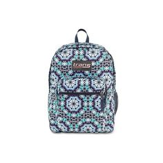 "Trans By JanSport 17"" SuperMax Backpack - Purple : Target ($34) ❤ liked on Polyvore featuring bags, backpacks, blue bag, jansport rucksack, day pack backpack, purple backpack and rucksack bag"