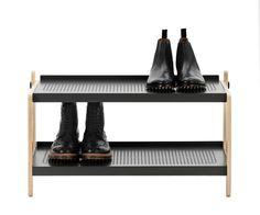 Sko Shoe Rack   Modern storage solution