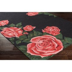 Hand-Tufted Asbury Wool Rug (5' x 7'6) | Overstock.com Shopping - The Best Deals on 5x8 - 6x9 Rugs