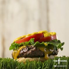 Burgers are one of the most popular items to hit the grill on Memorial Day Weekend. After forming your patties, use your thumb to make a small indentation in the middle of the patty. We use this technique at Gordon Ramsay Burger at Planet Hollywood in Las Vegas, where we serve about 1500 patties a day, and it keeps the beef patties from puffing up during cooking.