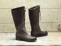 Women's Timberland Boot Company Lucille Tall Lace Boot - Fall 2012