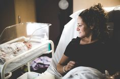 Documentary Inspired | Lifestyle Photography | Real Moments | Raw Emotion | Newborn Hospital Session
