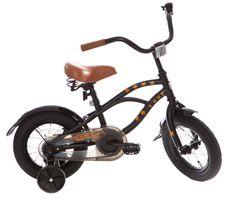 Stoere fiets
