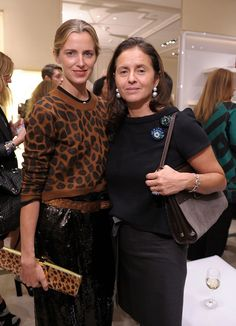 Glenda Bailey Celebrates Bruno Frisoni And Tatiana Sorokko