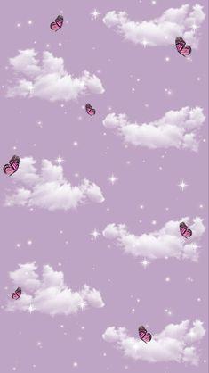 Butterfly Wallpaper Iphone, Cute Emoji Wallpaper, Phone Wallpaper Images, Cartoon Wallpaper Iphone, Soft Wallpaper, Iphone Wallpaper Tumblr Aesthetic, Cute Patterns Wallpaper, Iphone Background Wallpaper, Scenery Wallpaper